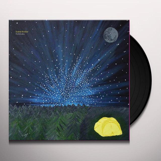 Svavar Knutur KVOLDVAKA Vinyl Record