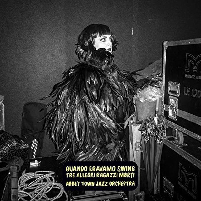 Tre Allegri Ragazzi Morti QUANDO ERAVAMO SWING Vinyl Record - Italy Import