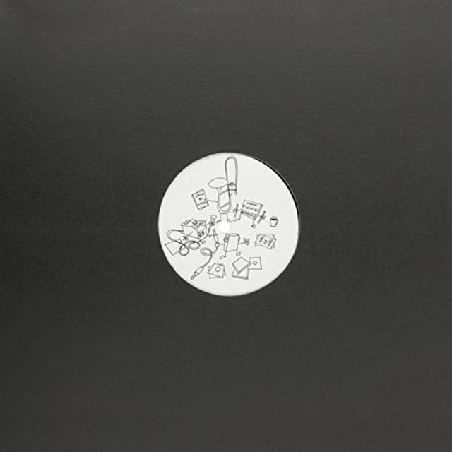 ULRICH TROYER DEADLOCK VERSIONS Vinyl Record