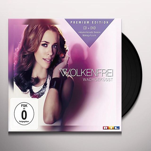 WOLKENFREI WACHGEKUSST (BONUS CD) (BONUS DVD) (GER) Vinyl Record