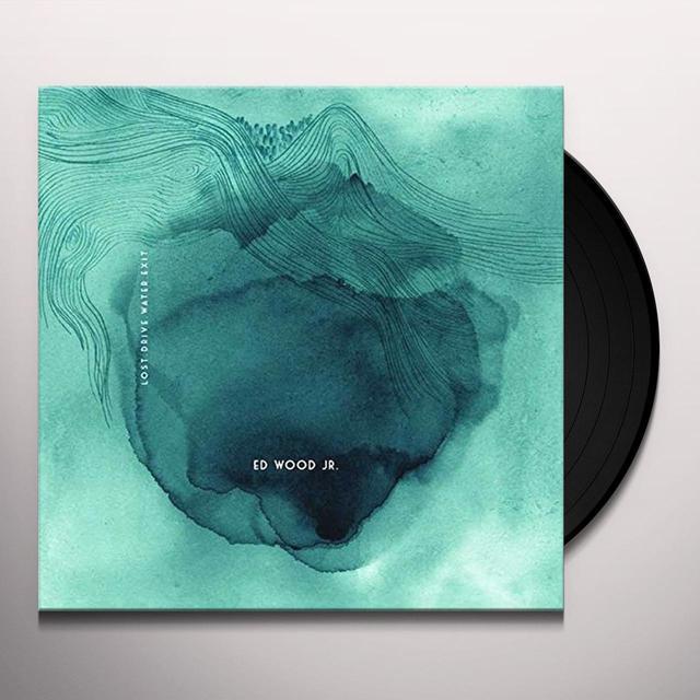 Ed Wood Jr LOST DRIVE WATER EXIT Vinyl Record - UK Import