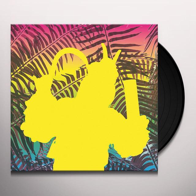 CHICO TROPICO RELACION DE RIESGO Vinyl Record