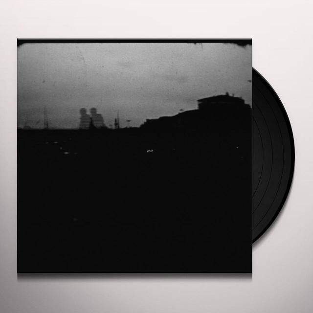 El Mahdy Jr. GHOST TAPES Vinyl Record