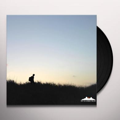 Dusty Kid NOT SO GREEN FIELDS Vinyl Record