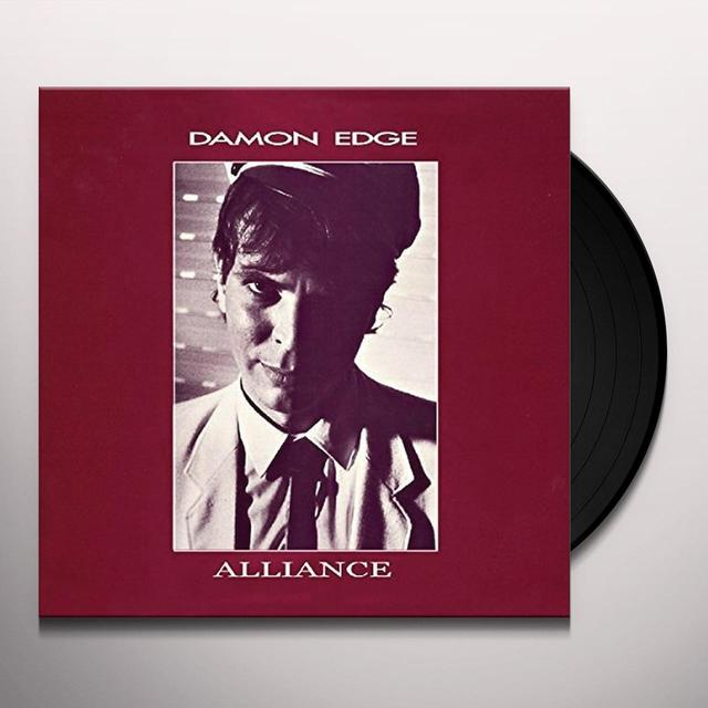 Damon Edge ALLIANCE Vinyl Record
