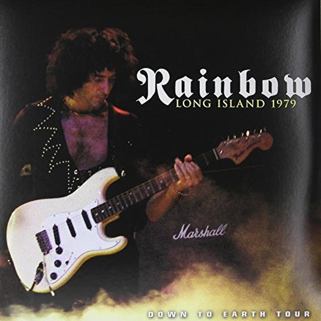 Rainbow LONG ISLAND 1979 Vinyl Record