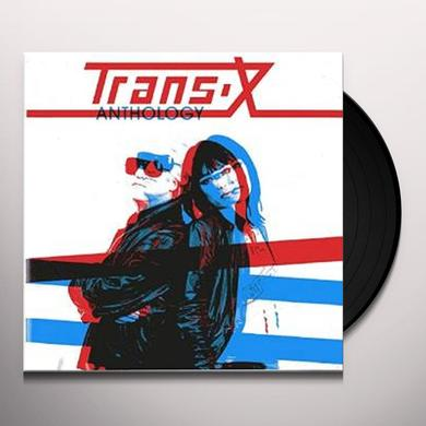 Trans X ANTHOLOGY Vinyl Record