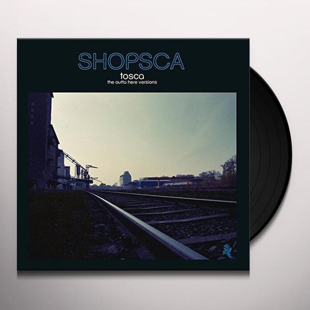 Tosca SHOPSCA Vinyl Record - w/CD