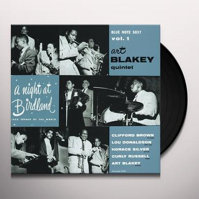 Art Blakey NIGHT AT BIRDLAND 2 Vinyl Record