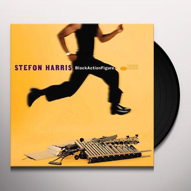 Stefon Harris BLACK ACTION FIGURE Vinyl Record