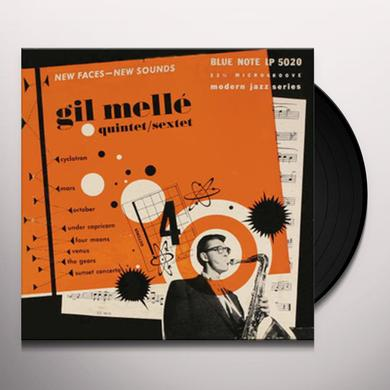 Gil Melle NEW FACES - NEW SOUNDS Vinyl Record