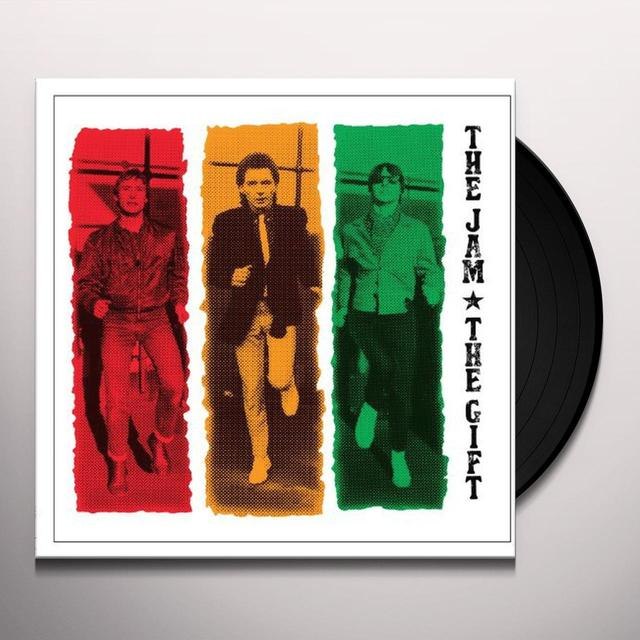 The Jam GIFT Vinyl Record
