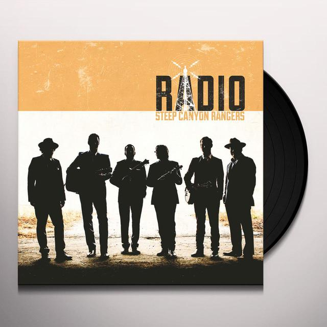 Steep Canyon Rangers RADIO Vinyl Record