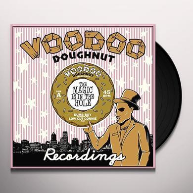 Low Cut Connie DUMB BOY / BACK IN SCHOOL Vinyl Record