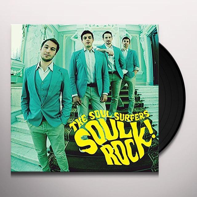Soul Surfers SOUL ROCK Vinyl Record