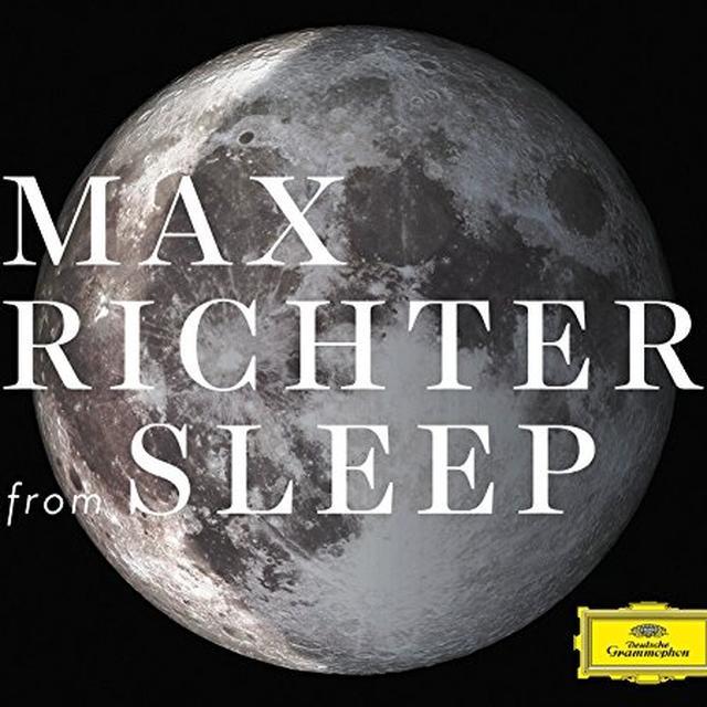 Max Richter FROM SLEEP Vinyl Record