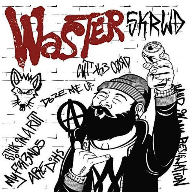 WSTR SKRWD Vinyl Record