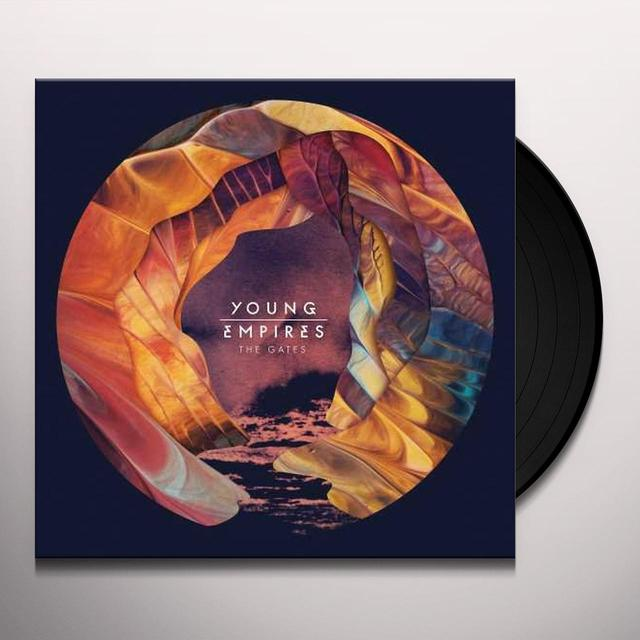 Young Empires GATES Vinyl Record