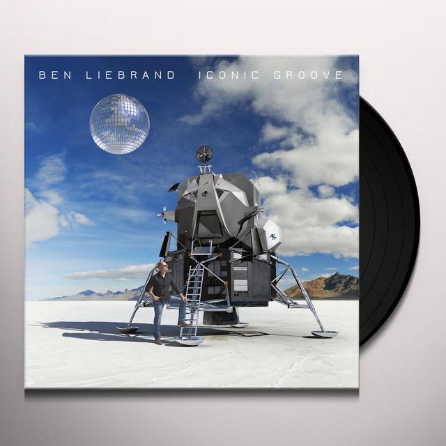 Ben Liebrand ICONIC GROOVE Vinyl Record - Gatefold Sleeve, 180 Gram Pressing