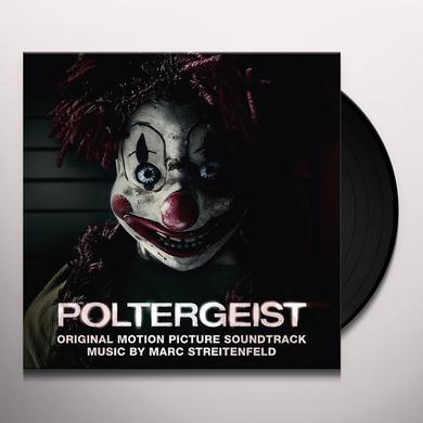 Marc Streitenfeld / Poltergeist POLTERGEIST (2015) / O.S.T. Vinyl Record - Gatefold Sleeve, 180 Gram Pressing