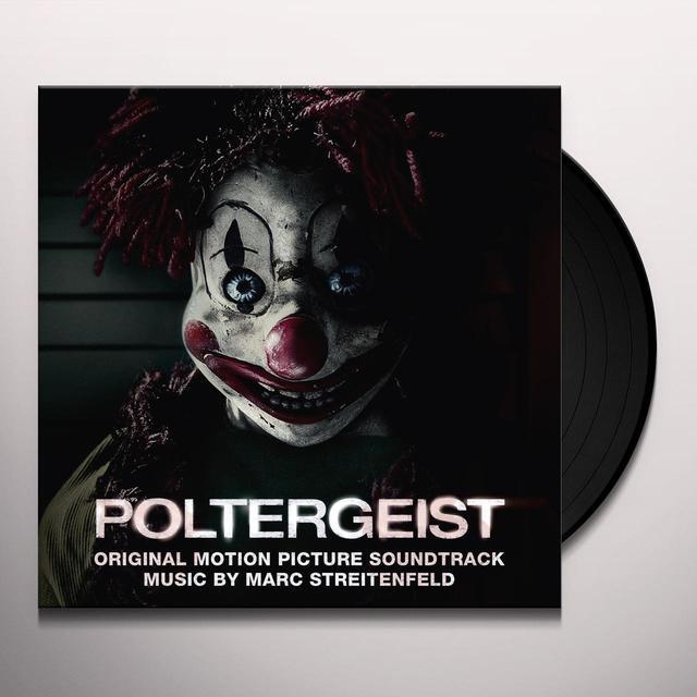 Marc Streitenfeld / Poltergeist POLTERGEIST (2015) / O.S.T. Vinyl Record
