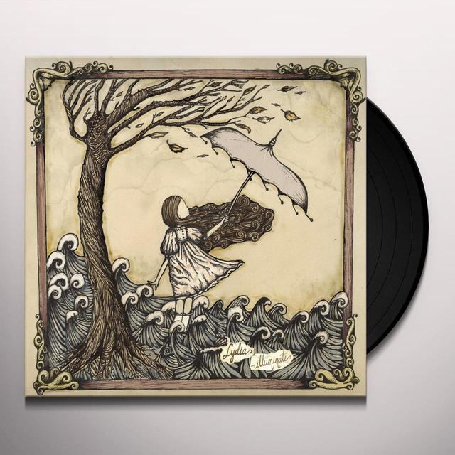 Lydia ILLUMINATE Vinyl Record - 180 Gram Pressing