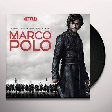 MARCO POLO / O.S.T (GATE) (OGV) MARCO POLO / O.S.T Vinyl Record - Gatefold Sleeve, 180 Gram Pressing