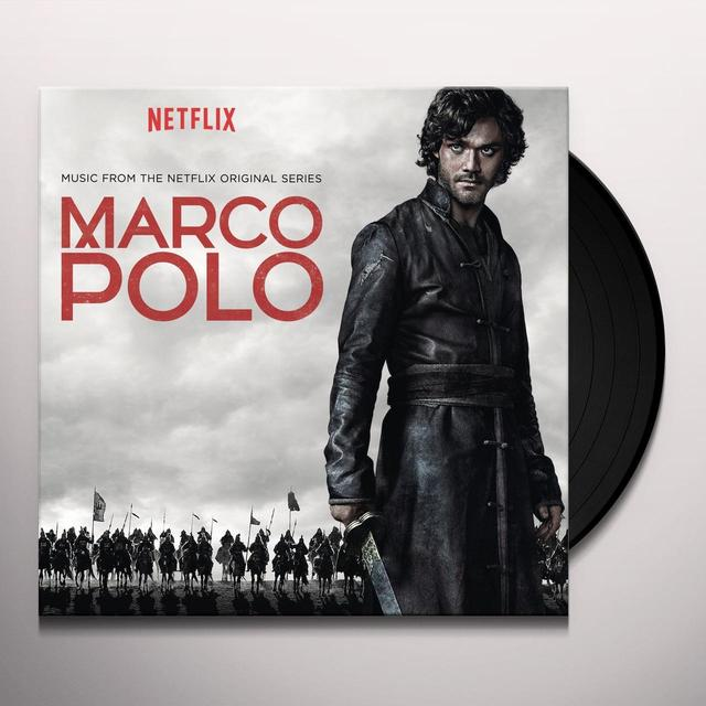 MARCO POLO / O.S.T (GATE) (OGV) MARCO POLO / O.S.T Vinyl Record