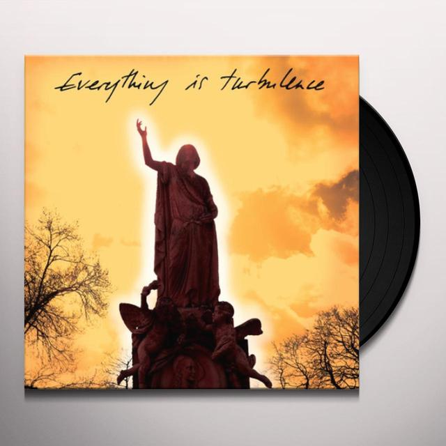 Justin Robertson's Deadstock 33s EVERYTHING IS TURBULENCE Vinyl Record