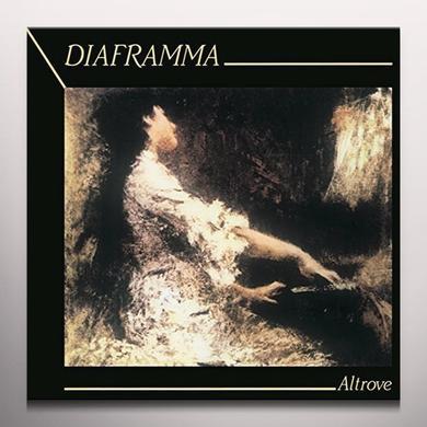 DIAFRAMMA ALTROVE Vinyl Record - Blue Vinyl, Limited Edition