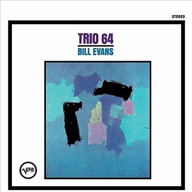Bill Evans TRIO 64 Vinyl Record