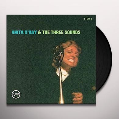 ANITA O'DAY & THE THREE SOUNDS Vinyl Record