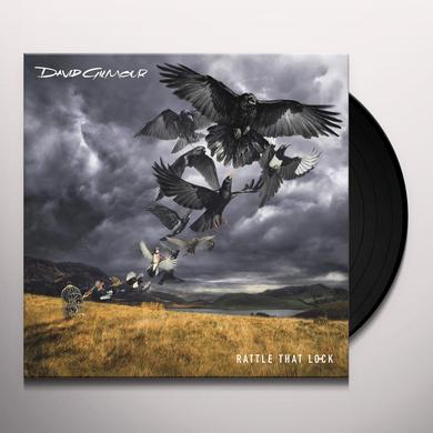 David Gilmour RATTLE THAT LOCK Vinyl Record