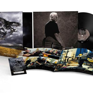 David Gilmour RATTLE THAT LOCK Vinyl Record