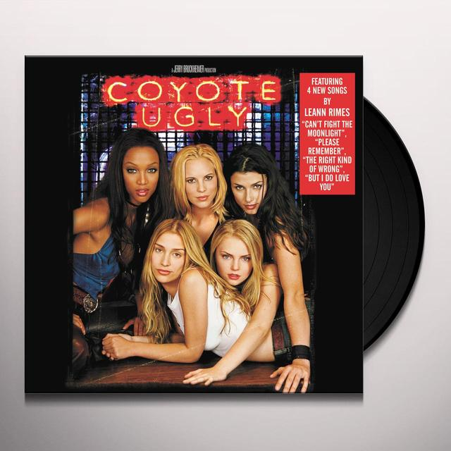 COYOTE UGLY / VARIOUS (DLCD) COYOTE UGLY / VARIOUS Vinyl Record - Digital Download Included