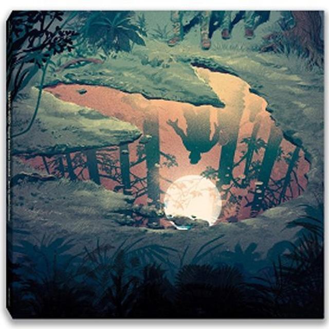 Michael Gianhino JURASSIC WORLD (SCORE) / O.S.T. Vinyl Record