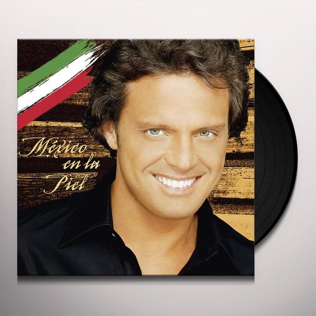 Luis Miguel MEXICO EN LA PIEL Vinyl Record