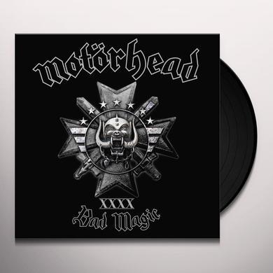 Motorhead BAD MAGIC Vinyl Record - 180 Gram Pressing, Digital Download Included