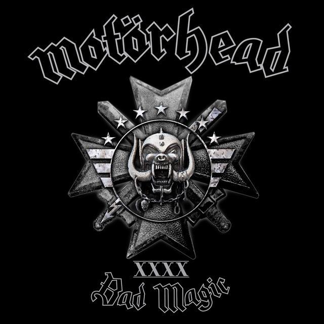 Motorhead BAD MAGIC Vinyl Record
