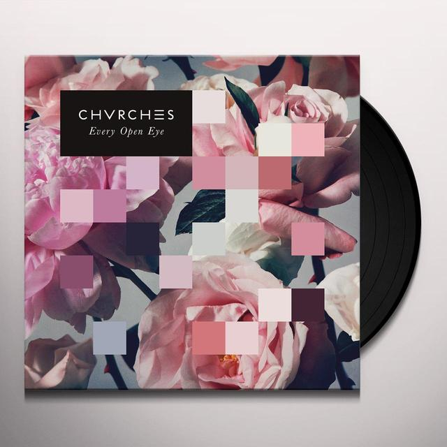 Chvrches EVERY OPEN EYE Vinyl Record
