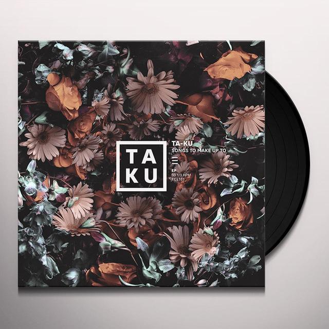 Ta-Ku SONGS TO MAKE UP TO Vinyl Record