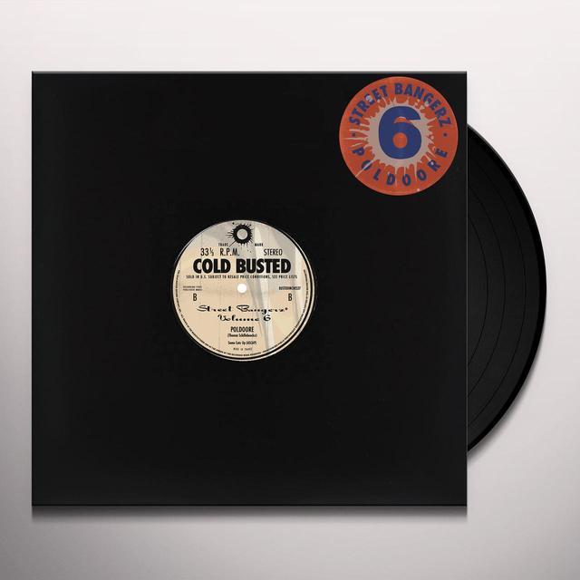 Poldoore STREET BANGERZ 6: PLAYHOUSE Vinyl Record