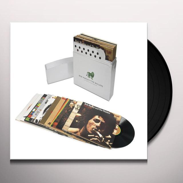 Bob Marley COMPLETE ISLAND RECORDINGS (RIGID BOX) Vinyl Record