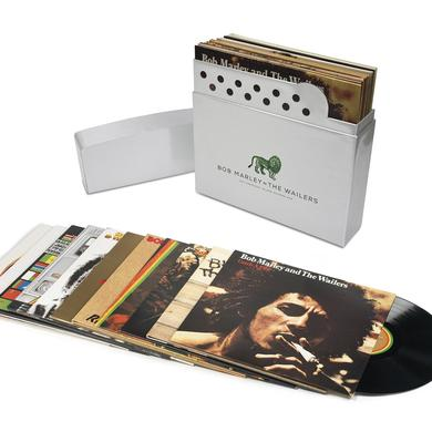 Bob Marley COMPLETE ISLAND RECORDINGS (RIGID BOX) Vinyl Record