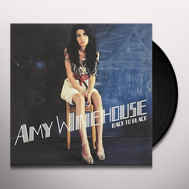 Amy Winehouse BACK TO BLACK (ALT VERSION) Vinyl Record