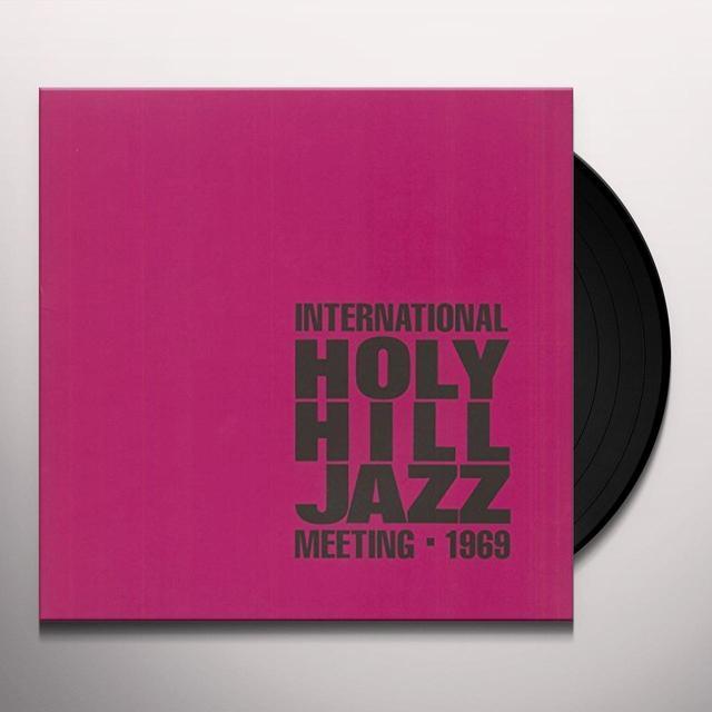 INTERNATIONAL HOLY HILL JAZZ MEETING / VARIOUS Vinyl Record