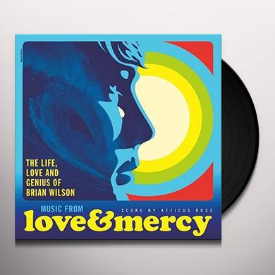 Various Artists LOVE & MERCY / VARIOUS Vinyl Record