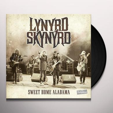 Lynyrd Skynyrd SWEET HOME ALABAMA LIVE AT ROCKPALAST Vinyl Record