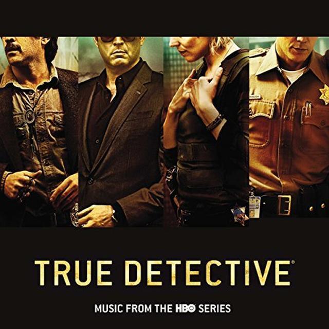 TRUE DETECTIVE / O.S.T Vinyl Record