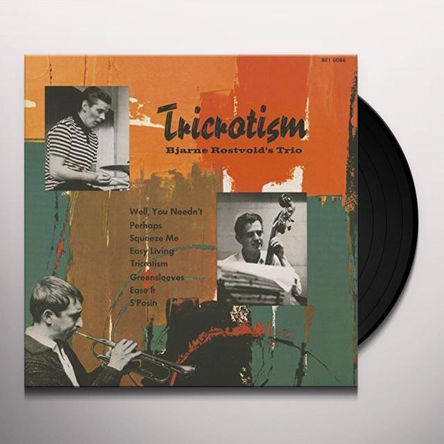 Bjarne Rostvold Trio TRICROTISM Vinyl Record - Limited Edition